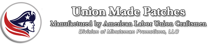 Union Made Patches
